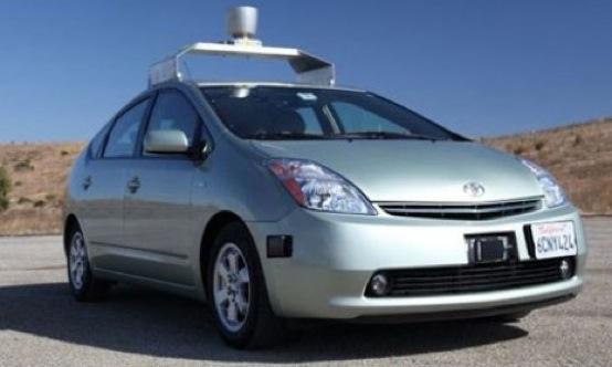 In Nevada la prima licenza di guida per auto senza guidatore…