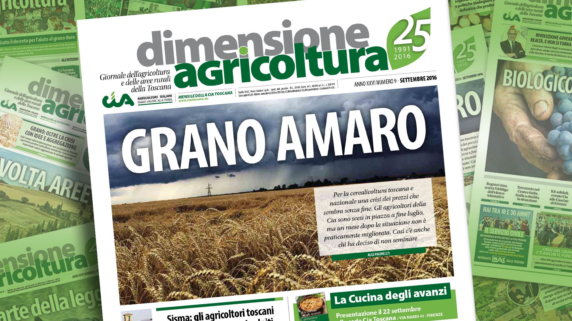 Dimensione Agricoltura, apertura