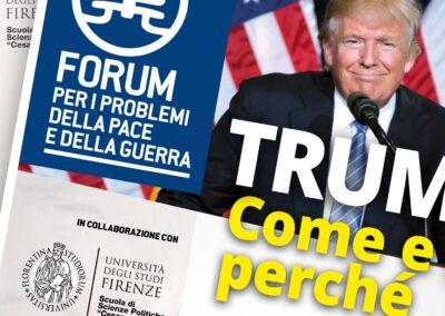 Forum. Trump! Come e perché