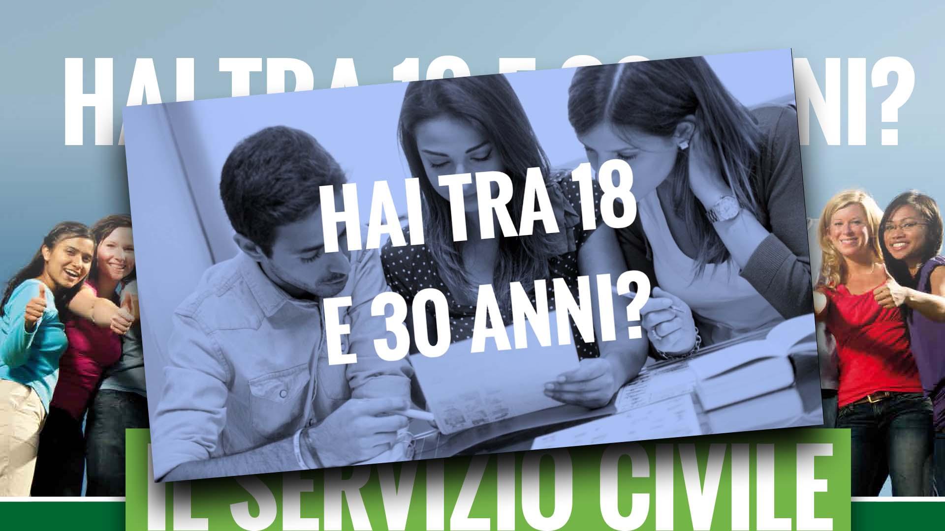 Patronato Inac Toscana. Campagna per il Servizio civile regionale, apertura