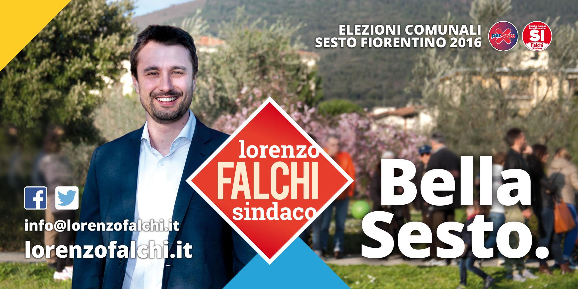 Lorenzo Falchi | Manifesto 6x3 m