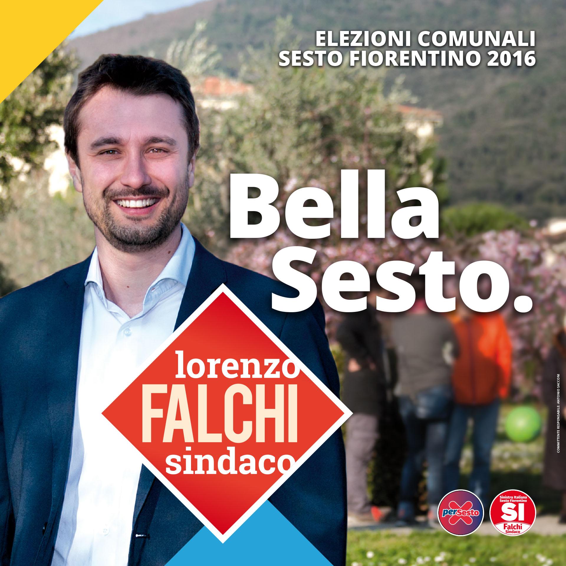 Lorenzo Falchi | Pieghevole