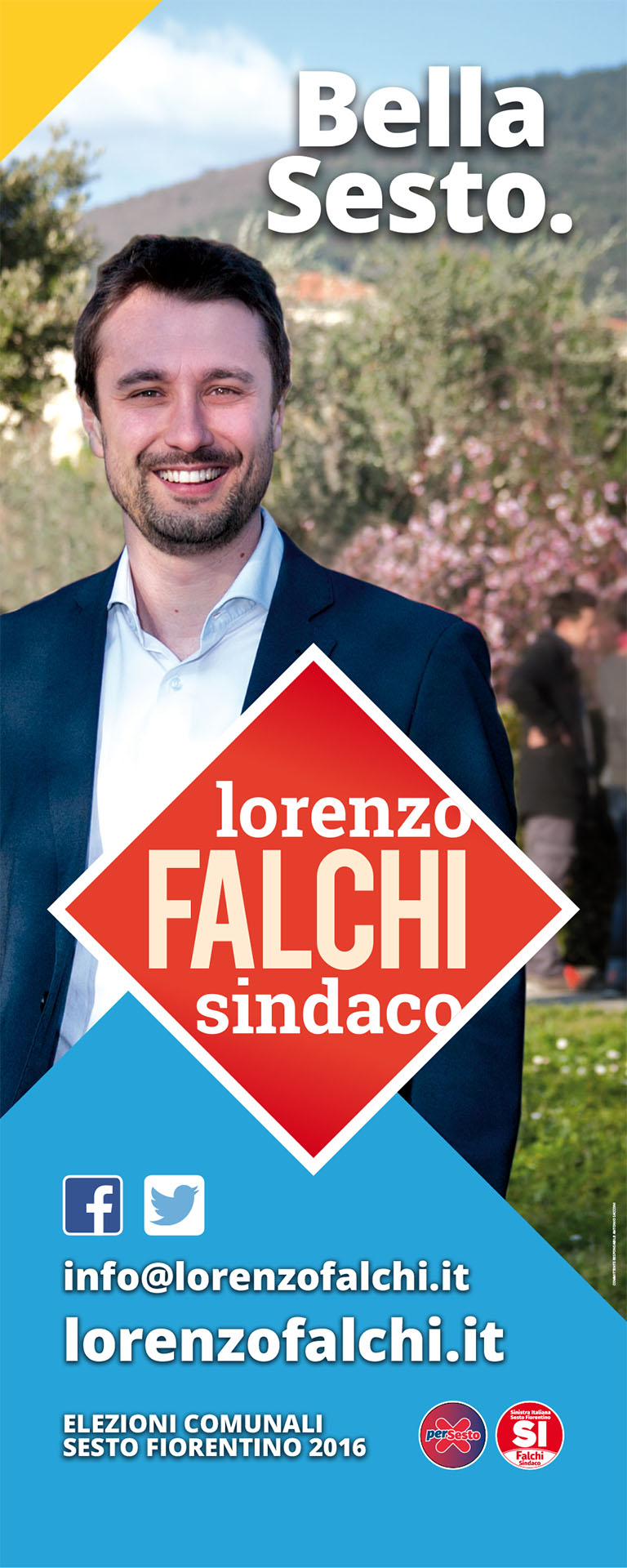 Lorenzo Falchi | Rollup