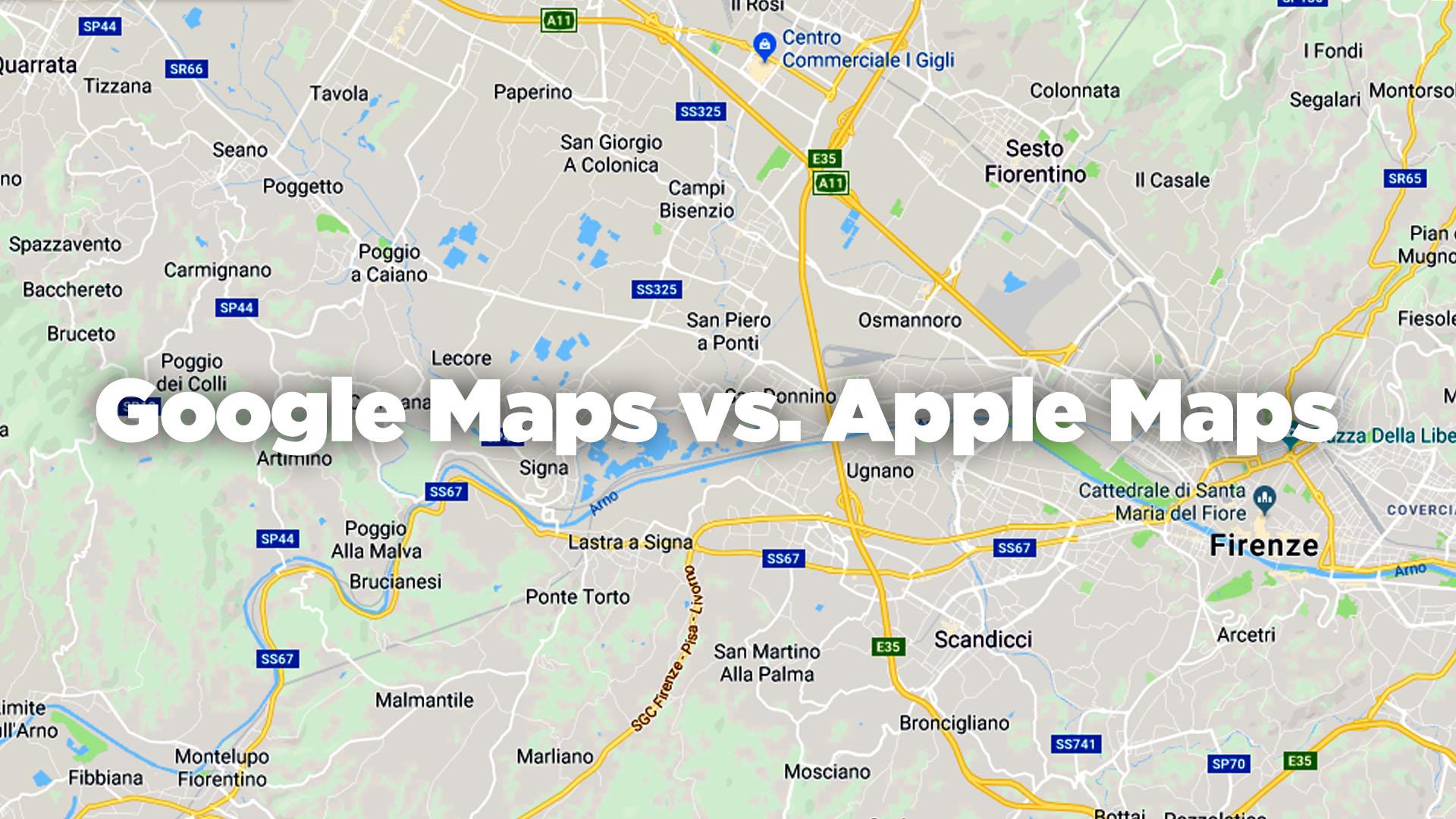 """Navighi con Google Maps? Hai scelto il meglio. Parola del """"cartografo di Apple"""""""
