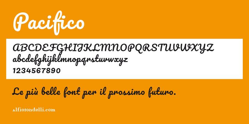 10 top font