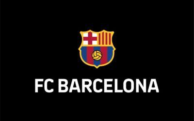 """FC Barcelona. Il nuovo logo """"congelato"""""""