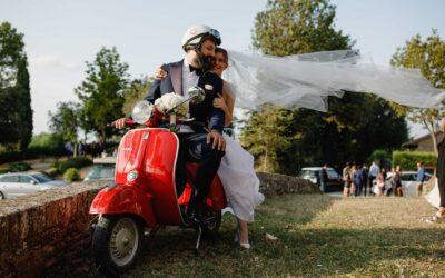 Weddings in Tuscany. Con C&C Weddings il sogno diventa realtà