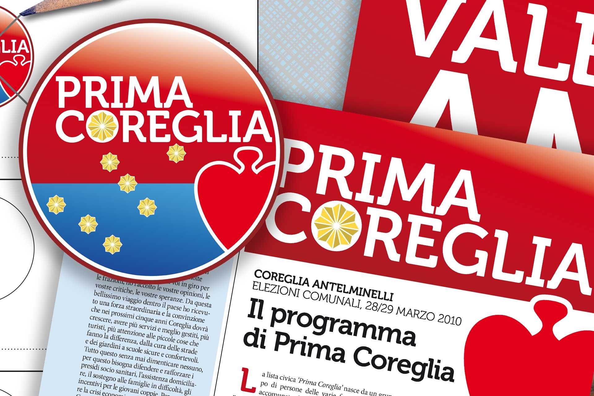 Campagna elettorale Coreglia Antelminelli Lucca