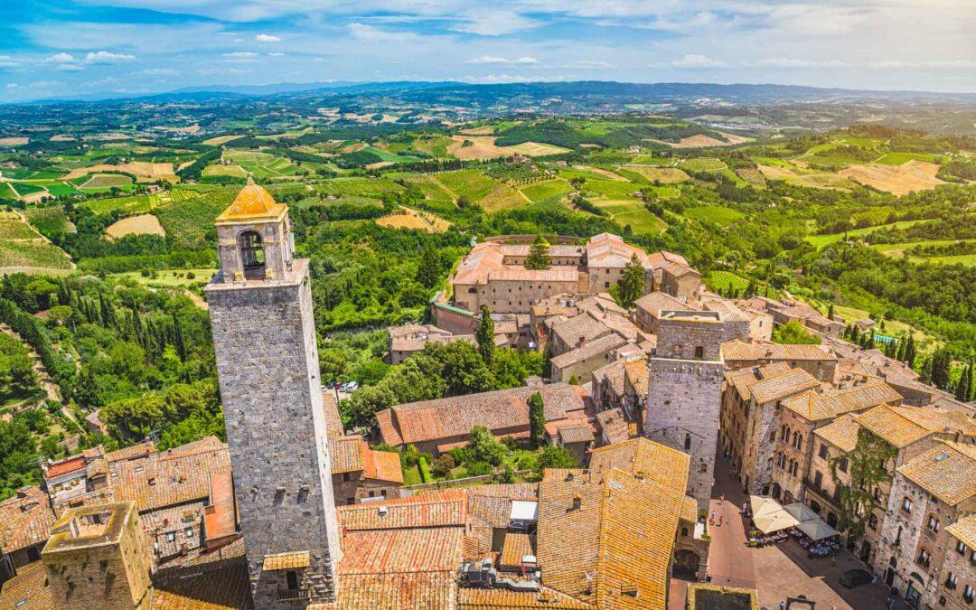 San Gimignano. Per il rilancio del turismo tariffe dimezzate per i matrimoni e cerimonia in agriturismo
