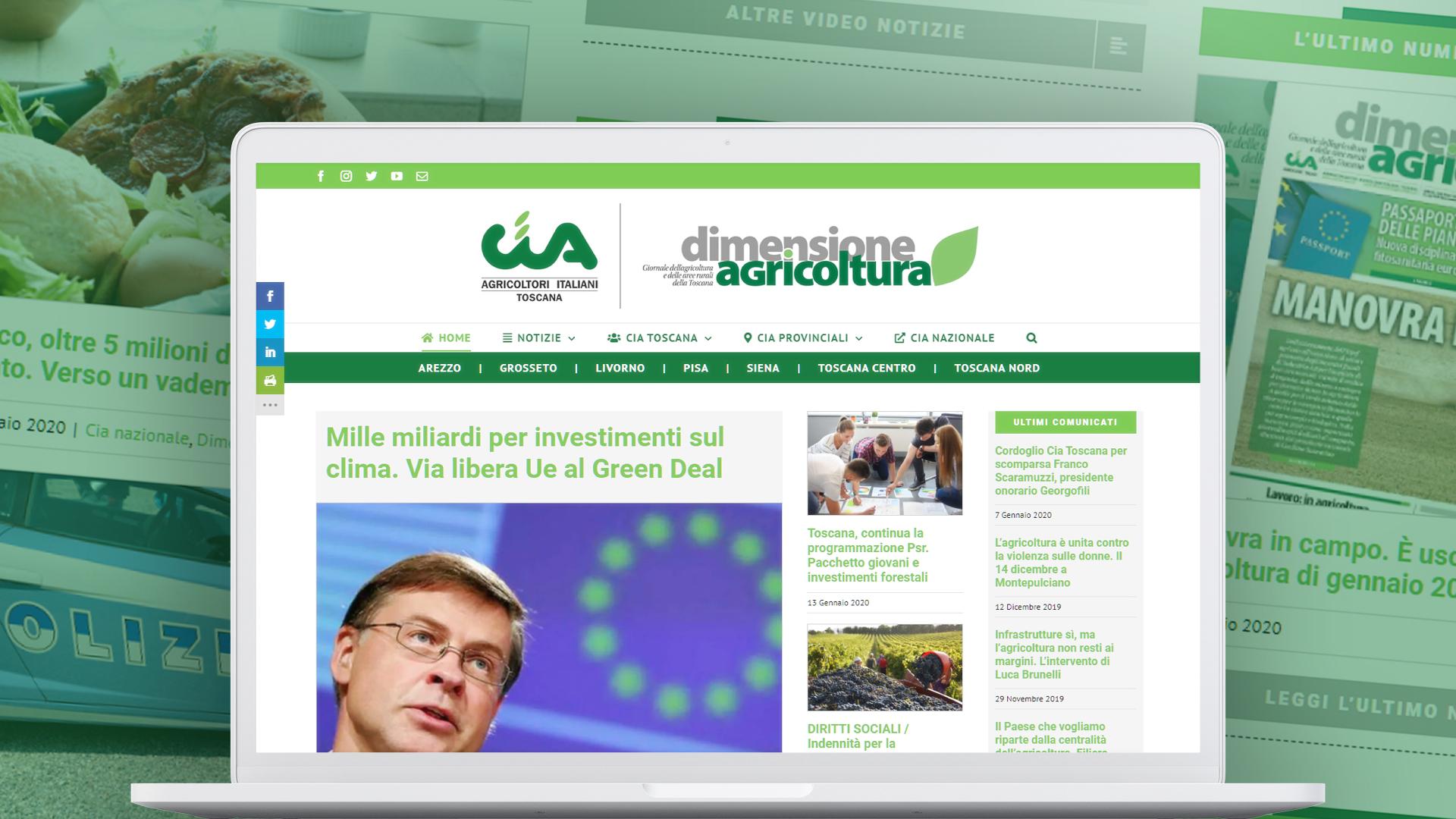 Cia Toscana Dimensione Agricoltura