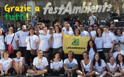 Festambiente 2021, dal 18 al 22 agosto a Rispescia (GR). Via alla selezione dei volontari